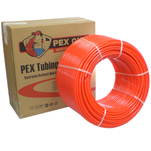 Radiant PEX Tubing