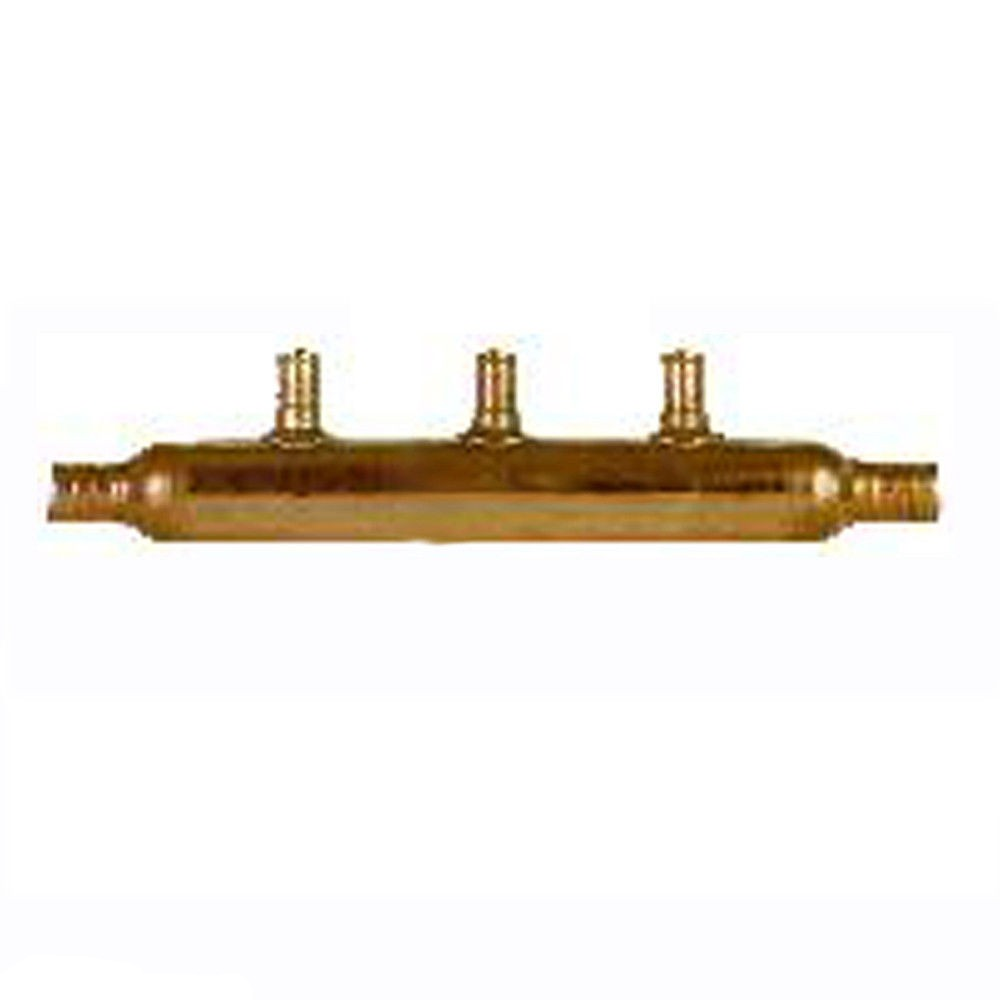 Copper Potable Manifold Without Valves