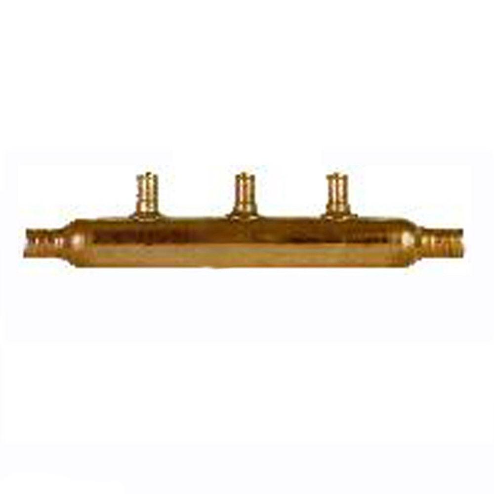 Copper Potable Manifold Without Valves